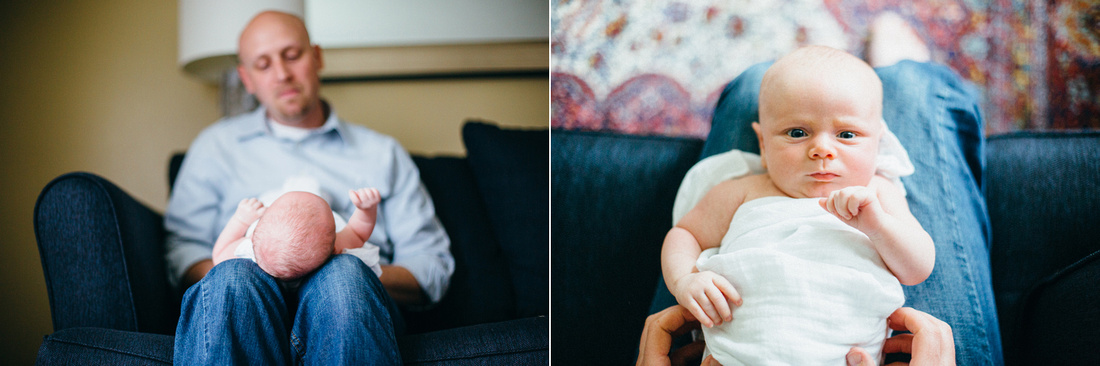 Tigard, OR {Newborn Lifestyle Photography}