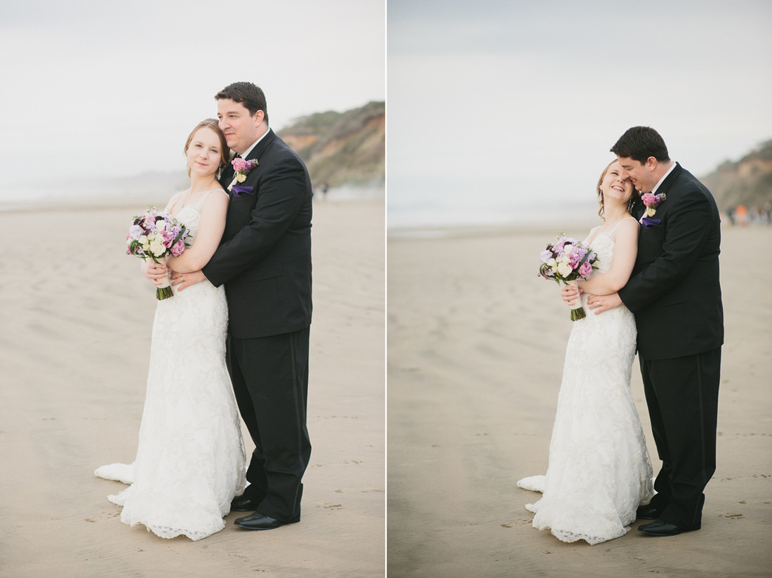 Seal Rock, OR {Wedding Photography}