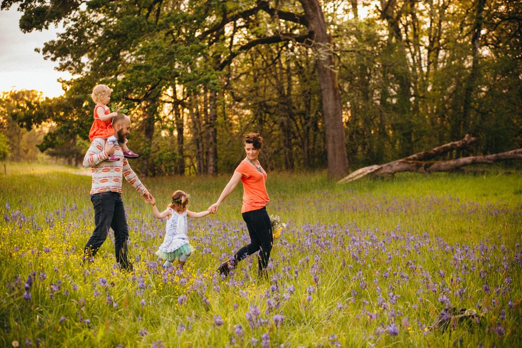 Newberg, OR {Family Lifestyle Photography}
