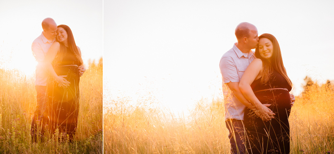 Newberg, OR {Maternity Photography}