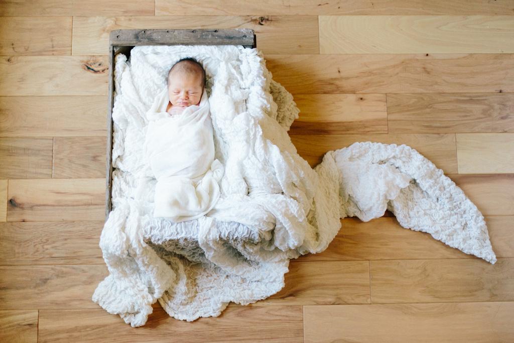 Newberg, OR {Newborn Photography}