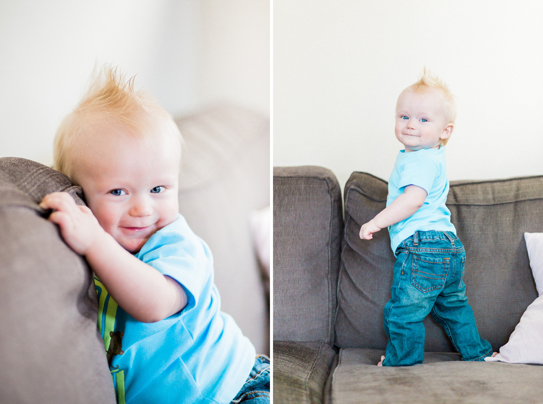 Beaverton, OR {Baby Photography}