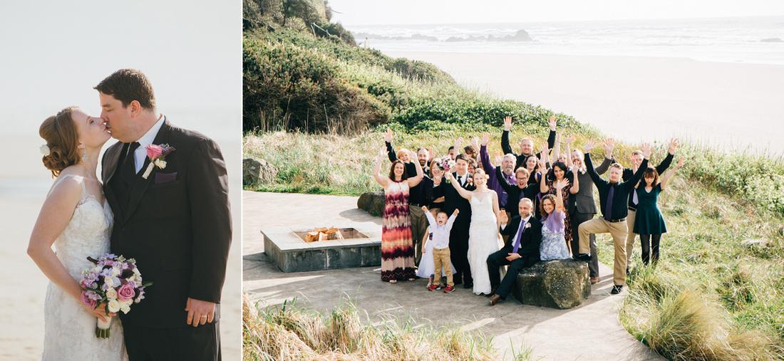 Seal Rock, OR {Wedding Photography}