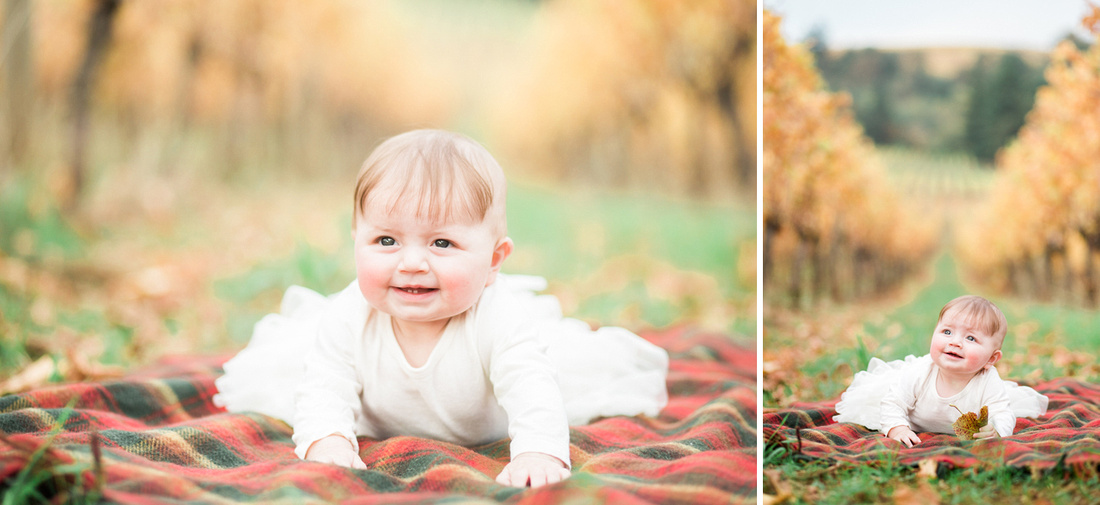 Dundee, OR {Family Photography}
