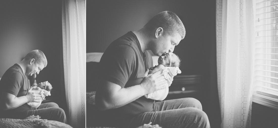 Newberg, OR {Newborn Lifestyle Photography}