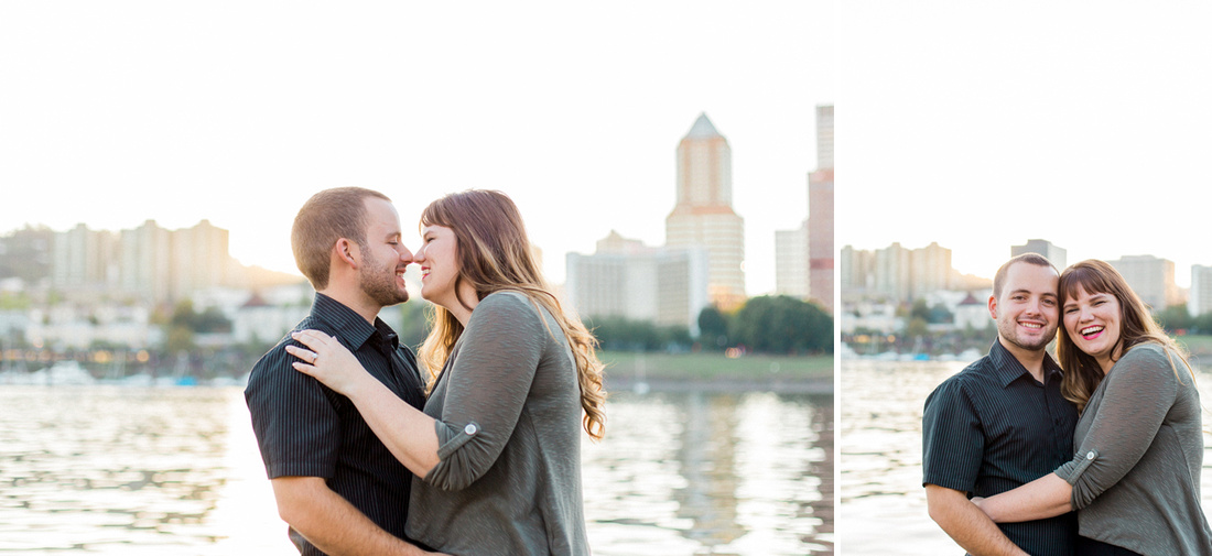 Portland, OR {Engagement Photography}